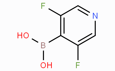 3,5-Difluoropyridine-4-boronicacid