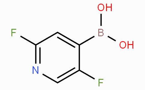 2,5-Difluoropyridine-4-boronicacid