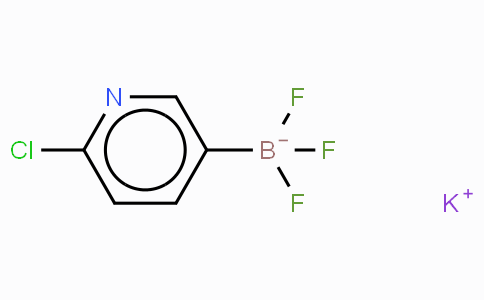 Potassium 6-chloropyridine-3-trifluoroborate