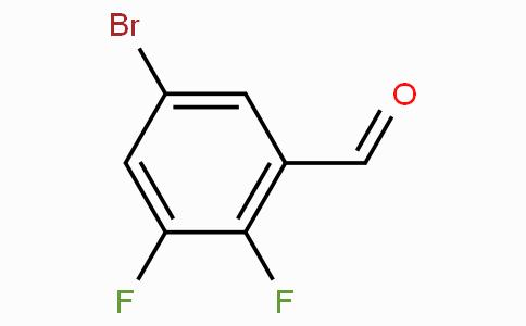 5-溴-2,3-二氟苯甲醛