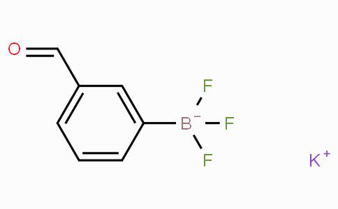 Potassium 3-formylphenyltrifluoroborate