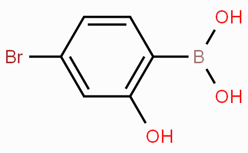 4-Bromo-2-hydroxyphenylboronic acid