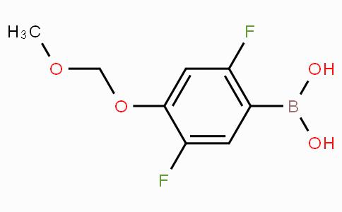 2,5-Difluoro-4-(methoxymethoxy)phenylboronic acid