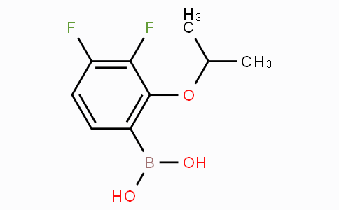 3,4-Difluoro-2-isopropoxyphenylboronic acid