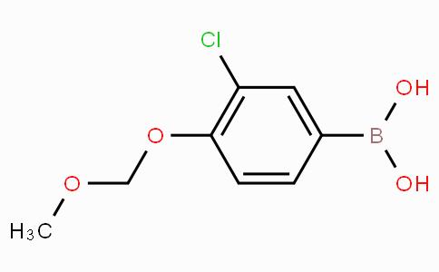 3-Chloro-4-(methoxymethoxy)phenylboronic acid