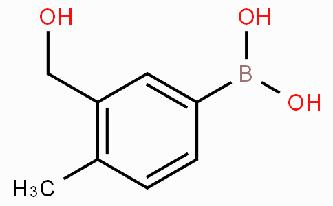 3-Hydroxymethyl-4-methylphenylboronic acid