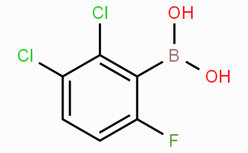 2,3-Dichloro-6-fluorophenylboronic acid