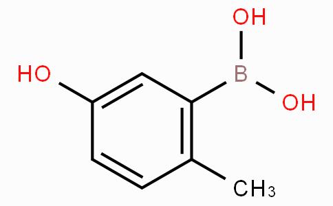 5-Hydroxy-2-methylphenylboronic acid
