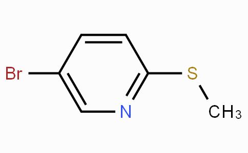 5-Bromo-2-methylthiopyridine