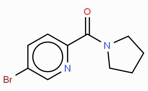 5-Bromo-2-(pyrrolindin-1-ylcarbonyl)pyridine