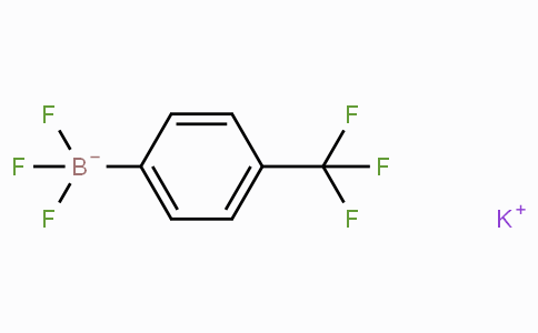 POTASSIUM 4-(TRIFLUOROMETHYL)PHENYLTRIFLUOROBORATE