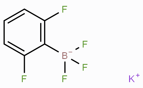 POTASSIUM (2,6-DIFLUOROPHENYL)TRIFLUOROBORATE