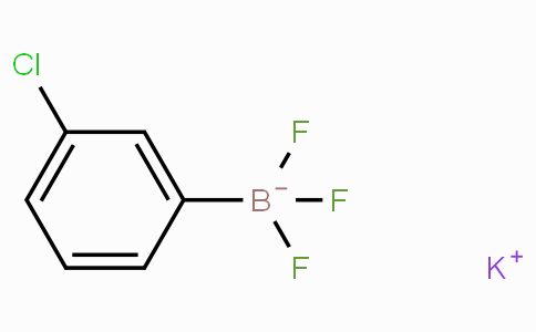 POTASSIUM (3-CHLOROPHENYL)TRIFLUOROBORATE