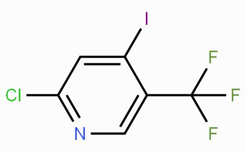 2-Chloro-4-iodo-5-(trifluoromethyl)pyridine