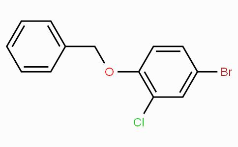 1-Benzyloxy-4-bromo-2-chlorobenzene