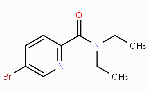 5-Bromopyridine-2-carboxylic acid diethylamide