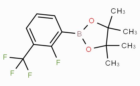 2-Fluoro-3-(trifluoromethyl)phenylboronic acid pinacol ester