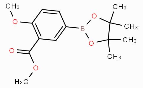 Methyl 2-methoxy-5-(4,4,5,5-tetramethyl-1,3,2-dioxaborolan-2-yl)benzoate