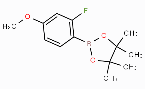 2-Fluoro-4-methoxyphenylboronic acid pinacol ester