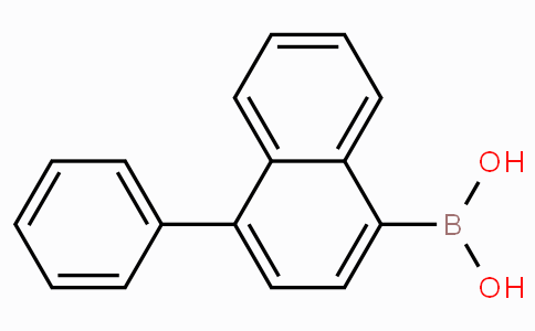 4-Phenylnaphthalene-1-boronic acid