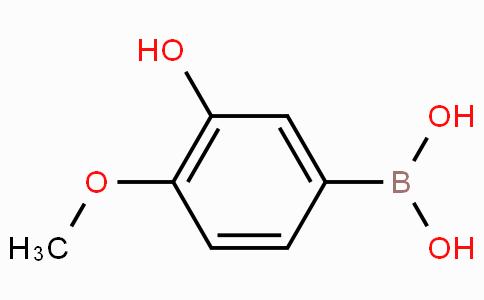 3-Hydroxy-4-methoxyphenylboronic acid