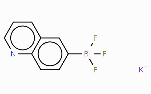 Potassium quinoline-6-trifluoroborate