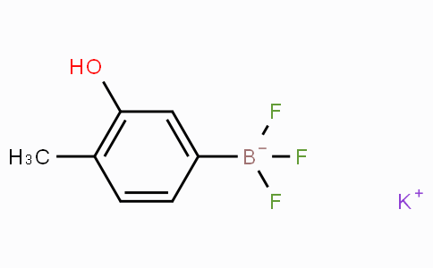 Potassium (3-hydroxy-4-methylphenyl)trifluoroborate