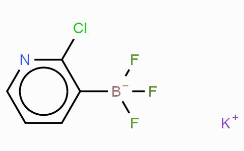 Potassium 2-chloropyridine-3-trifluoroborate