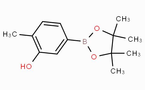 2-Methyl-5-(4,4,5,5-tetramethyl-1,3,2-dioxaborolan-2-yl)phenol