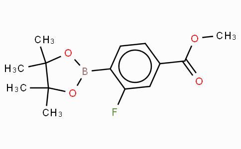 2-Fluoro-4-(methoxycarbonyl)phenylboronic acid,pinacol ester