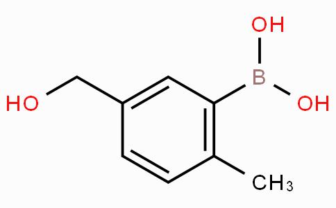 5-Hydroxymethyl-2-methylphenylboronic acid