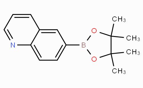 6-QUINOLYLBORONIC ACID PINACOL ESTER