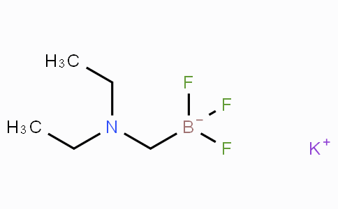 Potassium [(diethylamino)methyl]trifluoroborate