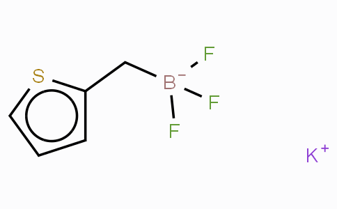 Potassium trifluoro[(thien-2-yl)methyl]borate