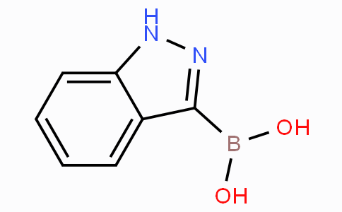 1H-Indazole-3-boronic acid