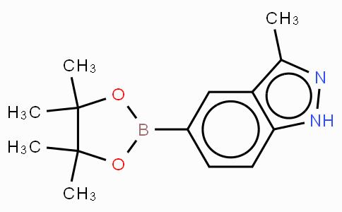 3-Methyl-5-pinacolatoboryl-indazole