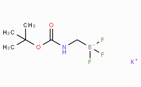 Potassium [(tert-butoxycarbonylamino)methyl]trifluoroborate
