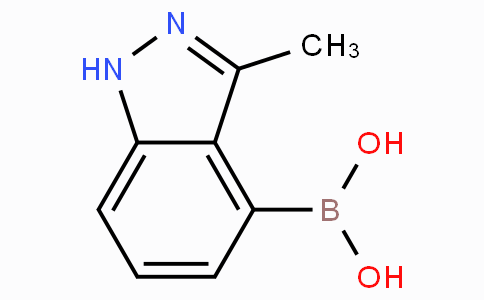 (3-Methyl-1H-indazol-4-yl)boronic acid
