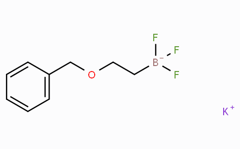 Potassium (2-(benzyloxy)ethyl)trifluoroborate
