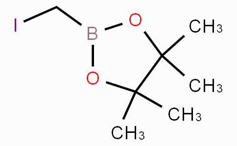 2-(Iodomethyl)-4,4,5,5-tetramethyl-1,3,2-dioxaborolane
