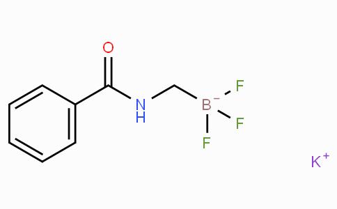 Potassium (benzamidomethyl)trifluoroborate