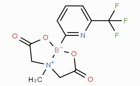 6-Trifluomethyl-2-pyridinylboronic acid MIDA ester