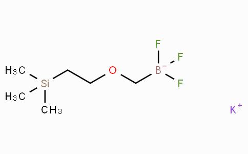 Potassium trifluoro((2-(trimethylsilyl)ethoxy)methyl)borate