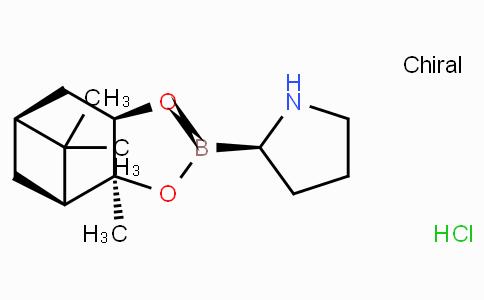 (R)-BoroPro-(+)-Pinanediol-HCl