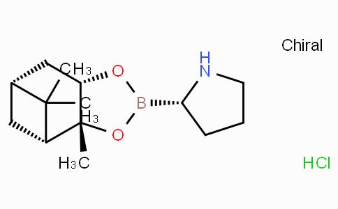 (S)-BoroPro-(-)-Pinanediol-HCl