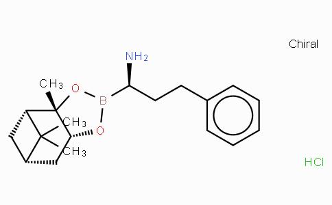 (R)-BorohomoPhe-(+)-Pinanediol-HCl