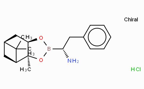 (R)-BoroPhe-(+)-Pinanediol-HCl