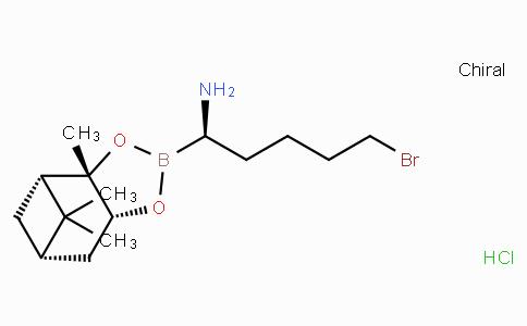 (R)-BoroPhe-(+)-Pinanediol-CF3CO2H