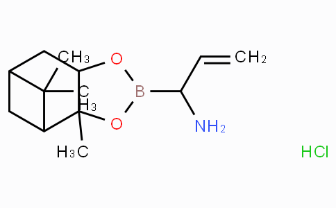 (R)-Boro-Vinyl-Gly-(+)-Pinanediol-HCl