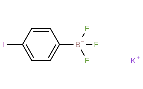 Potassium 4-iodophenyltrifluoroborate